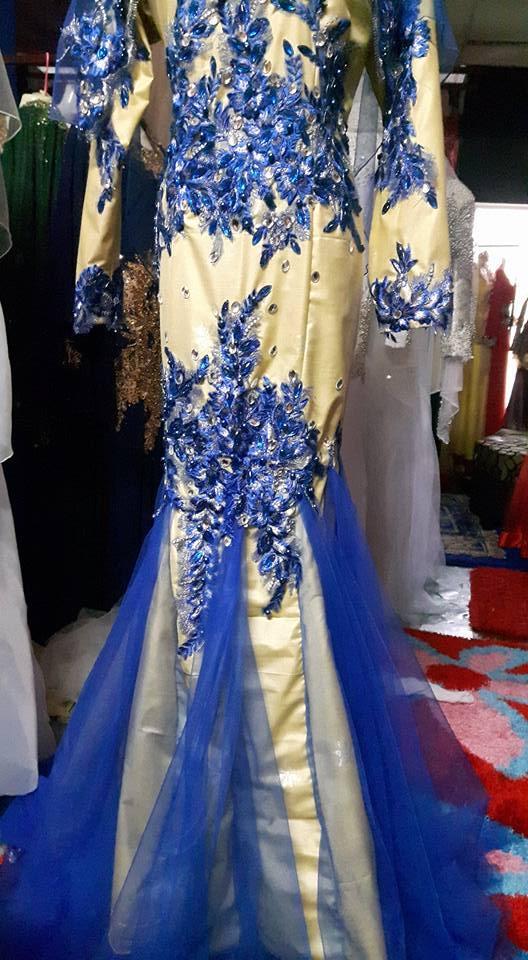 baju pengantin lawa butik