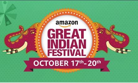 Great Indian Diwali Sale on Amazon