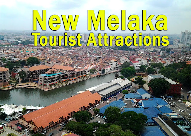 New Tourism Attractions in Malacca