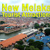 Melaka New Tourist Attractions
