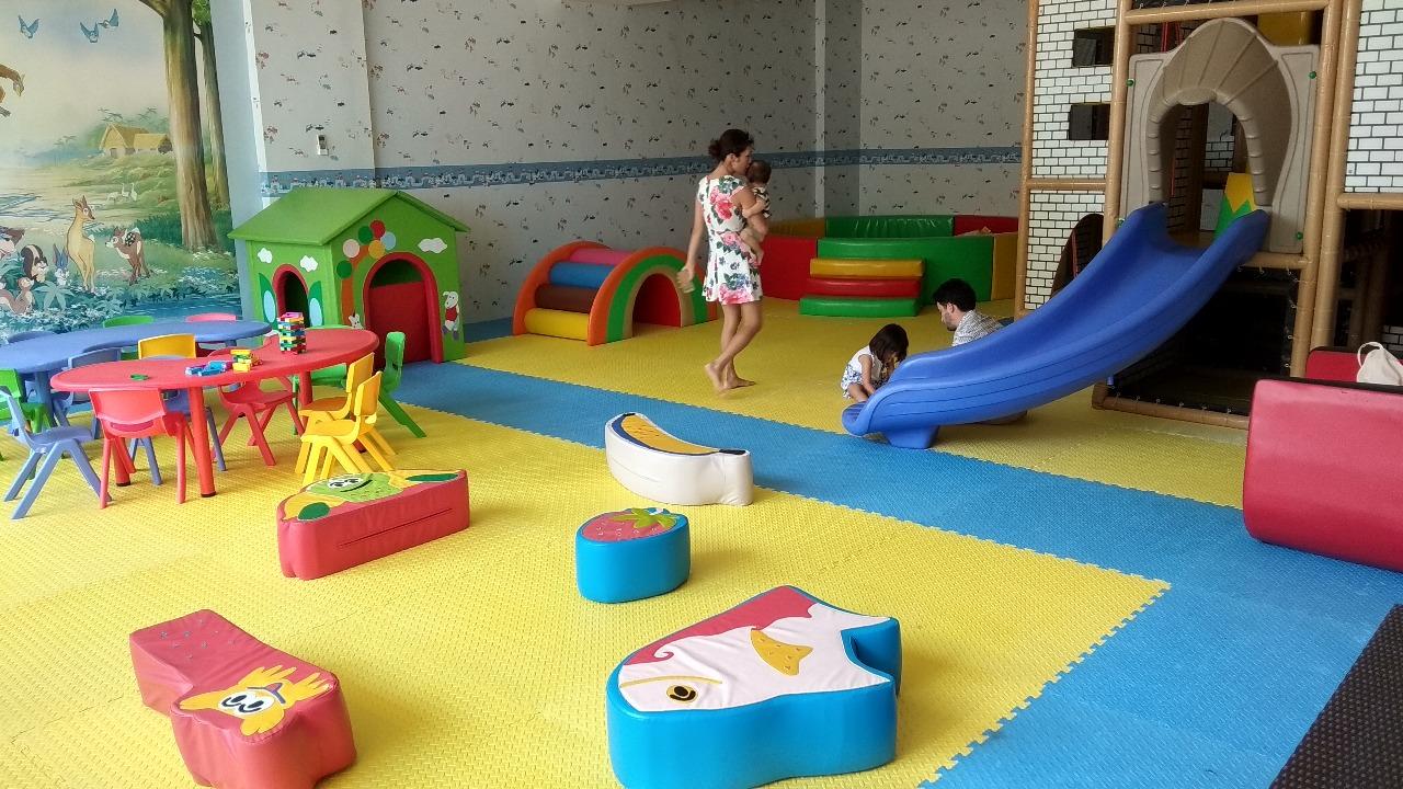Kid's Corner di Grand Lagoi Hotel