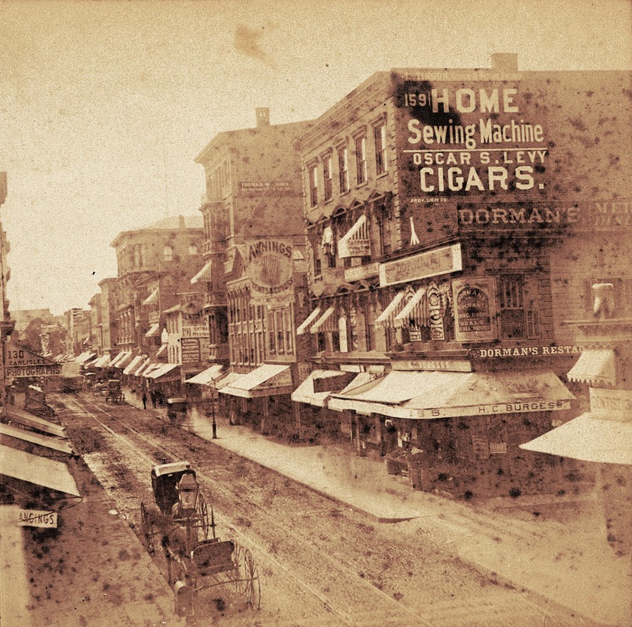 Vintage Photos Of Providence Rhode Island Ca 1860 1880