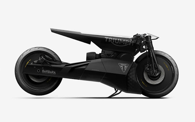 Barbara Custom Motorcycles