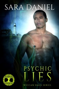 Bea's Book Nook, Review, Psychic Lies by Sara Daniels, PNR