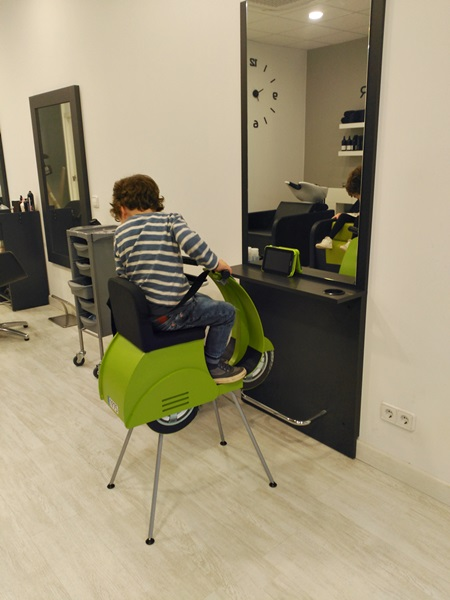 peluqueria infantil la clave ninos