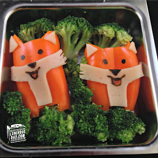 The fox easy kids lunch
