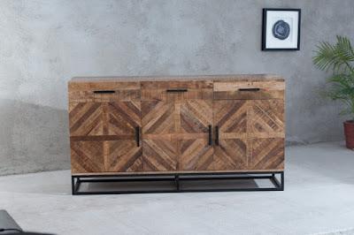 komody Reaction, dizajnový nábytok, nábytok z masívu