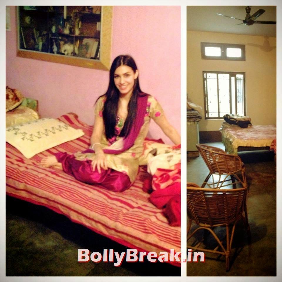 Punjabi Jatti Girl at her home in suit, Punjabi Jatti Girl Pics in Punjabi Suit