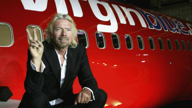 Virgin airlines founder invest in Saudi Red Sea