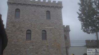 Ο νέος επισκοπικός πύργος βρίσκεται έξω απο την Τρίπολη (φωτ, βιντ)