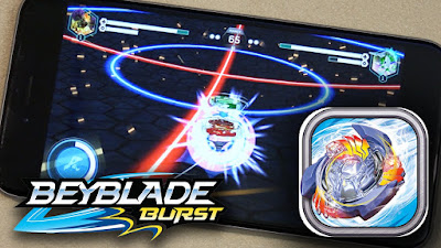 Download BEYBLADE BURST app  MOD APK Unlimited Money Terbaru