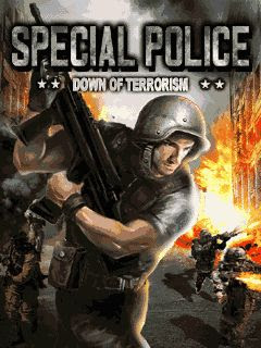 Special Police Down Of Terrorism Java Game