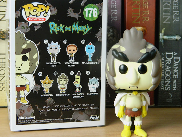 Birdperson Rick and Morty Pop Vinyl Funko