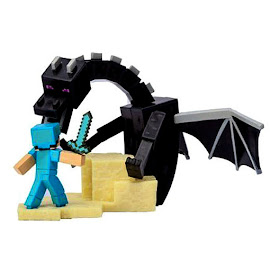 Minecraft UCC Distributing Enderdragon Fight Other Figure