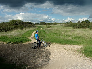 milton common southsea reclaimed land nature reserve