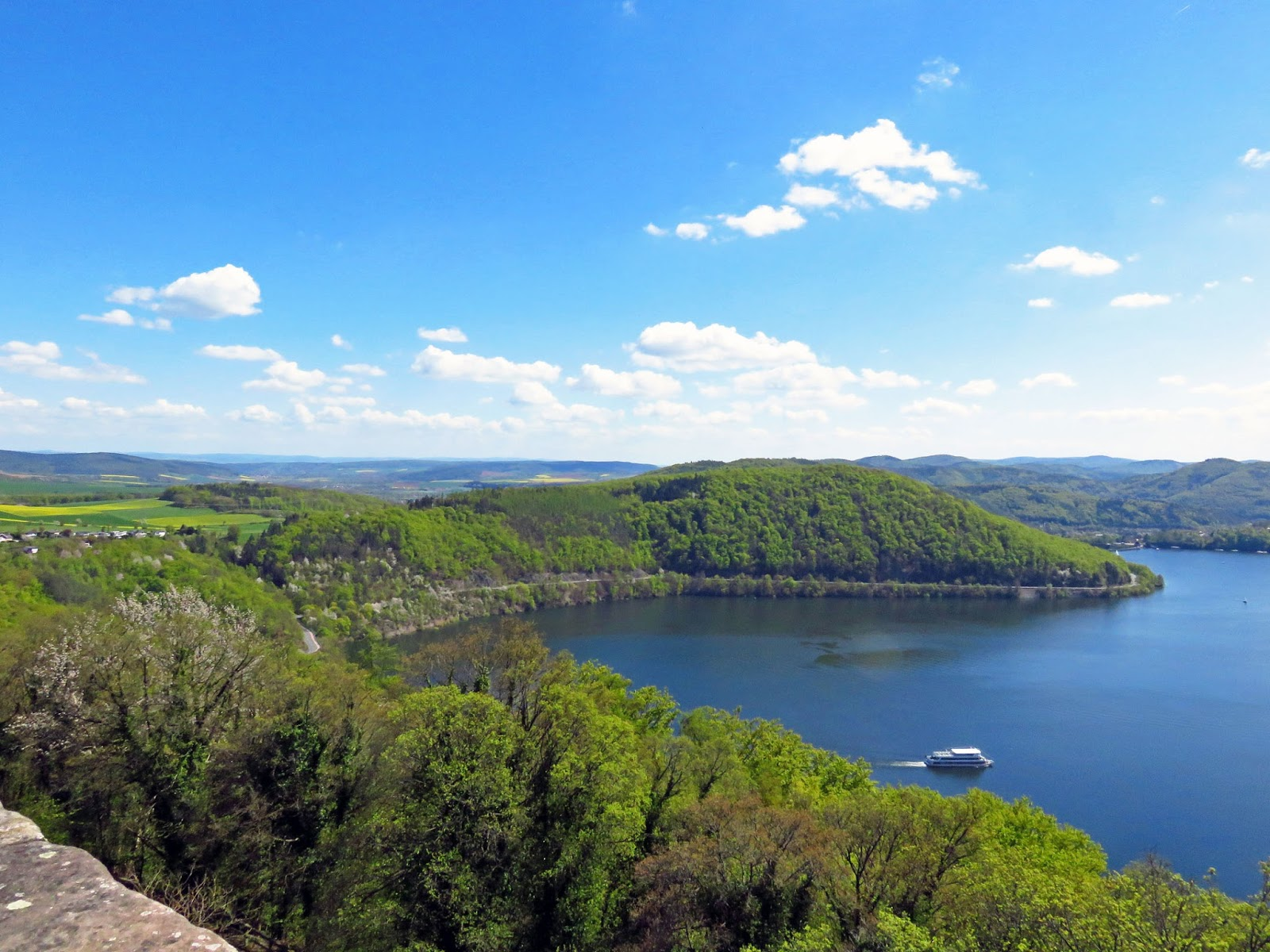 Exploring the National Parks of Germany: Kellerwald-Edersee and Eifel | Art and Entertain me