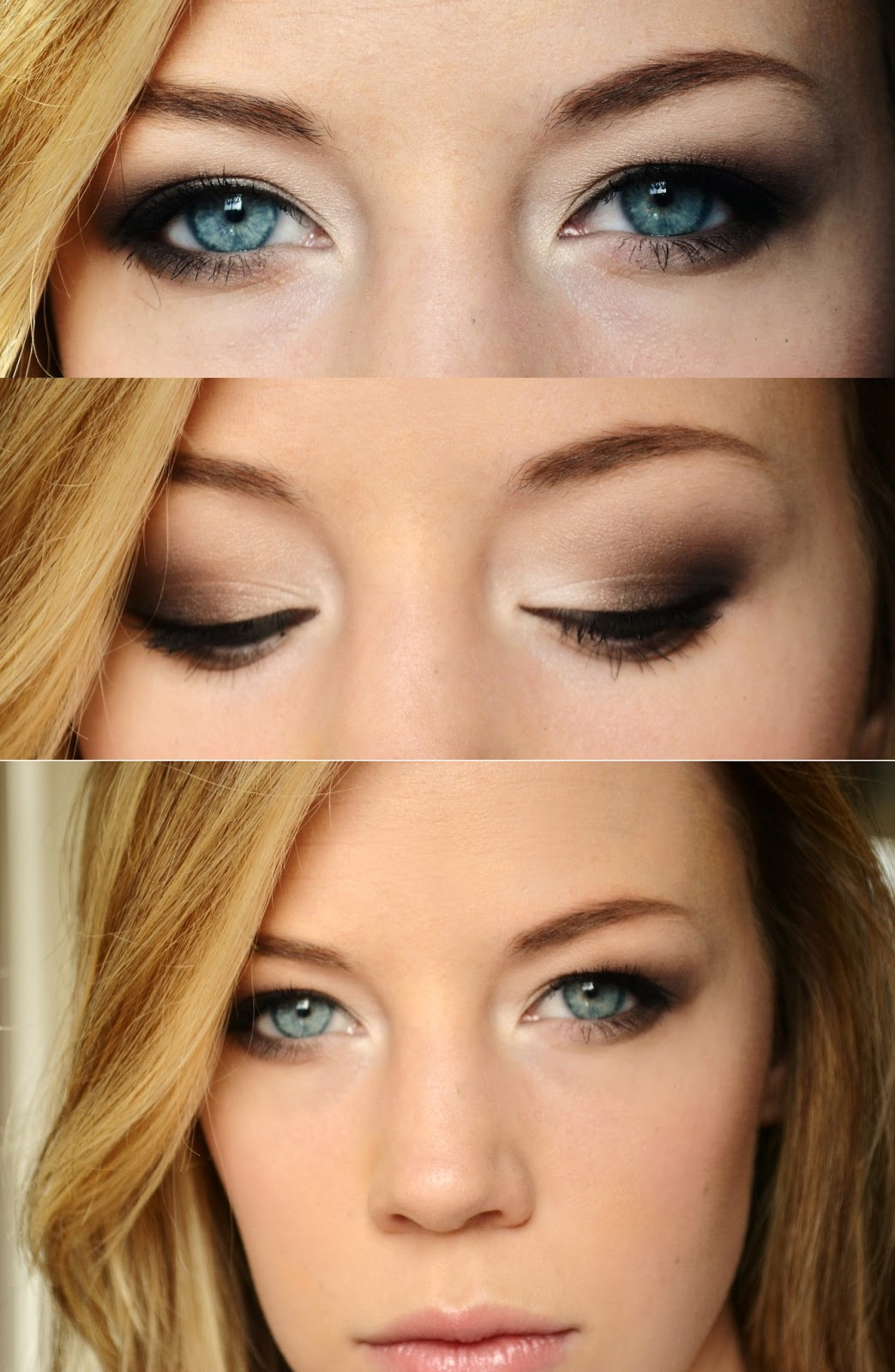Smokey Eyeshadow Tutorial: Makeup By Louisa: Eye Shadow Styles