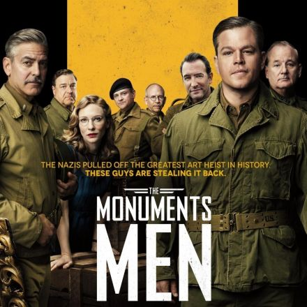 The Monuments Men Movie Film 2014 - Sinopsis