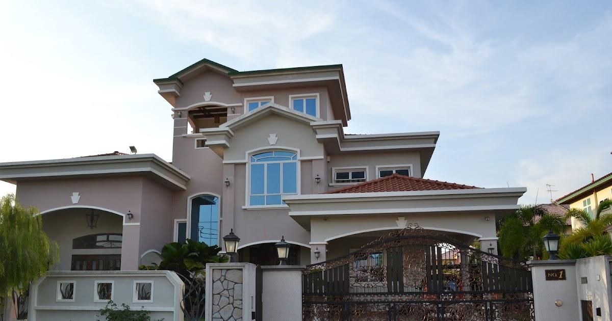 Konsep 23 Rumah Banglo