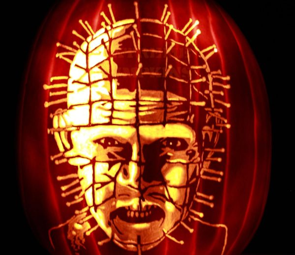 extreme pumpkin carving templates - halloween 2016