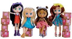 Boxy Girl или Модные шарнирные куклы с коробками покупок (посылок): шопоголики Бокси Герлз