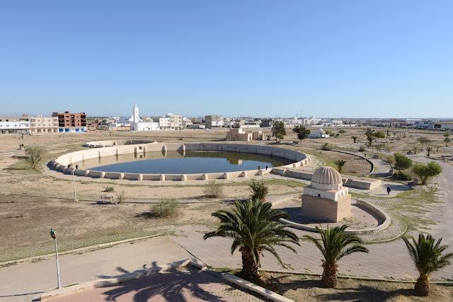 突尼西亞, tunisia, 開羅安, Kairouan , reservoir