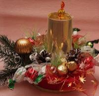 как сделать конфетную композицию на новый год самому