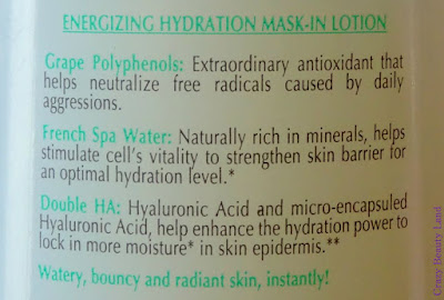 L'Oreal Paris Hydra Fresh Mask In Lotion Review Ingredients Swatch in India
