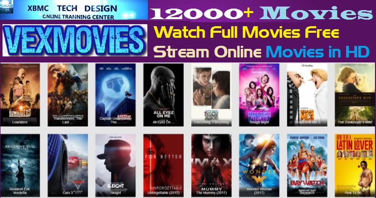 Download VexMovies For Watch Movies on Android,PC or Other Device Through Internet Connection with Using WebBrowser.