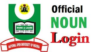 NOUN Student Login Portal