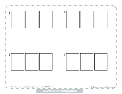Free worksheets library download and print worksheets for Elkonin boxes template