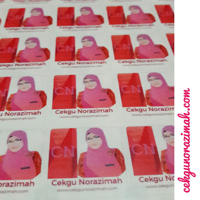 gogoprint, tempah sticker murah, tempah sticker cantik di gogoprint, sticker synthetic transparent