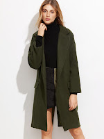 14762342309105051897 - KHAKI COAT, MIDI SKIRT AND MUSTARD JUMPER