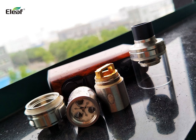 Eleaf Replacement Coil ES Sextuple 0.17ohm head Launched