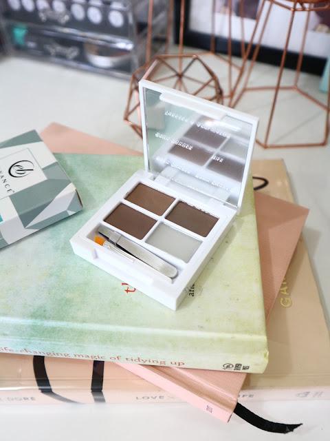 EB Advance Eye Brow Kit Review