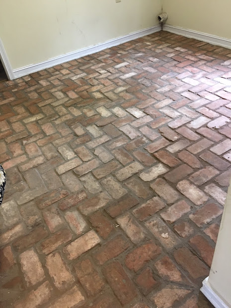 Thin Brick Tile Flooring