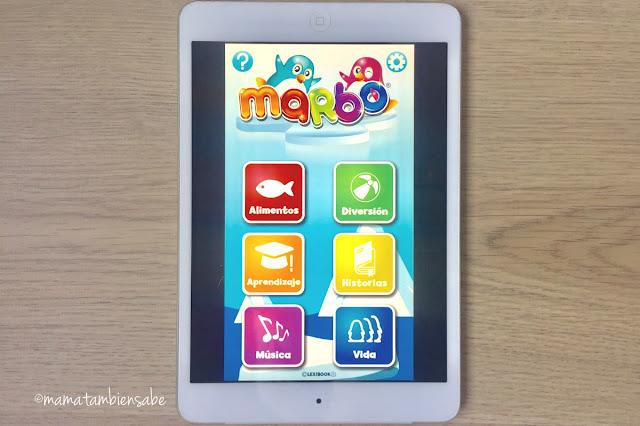 App Marbo Lexibook Juguetronica