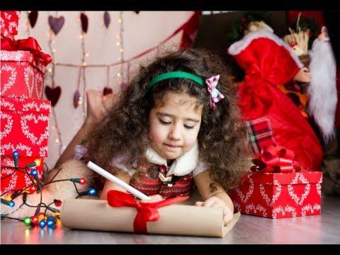 Conversaciones navideñas, platicando con Santa.