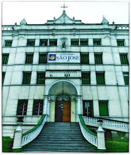 Entrada do Colégio São José, São Leopoldo