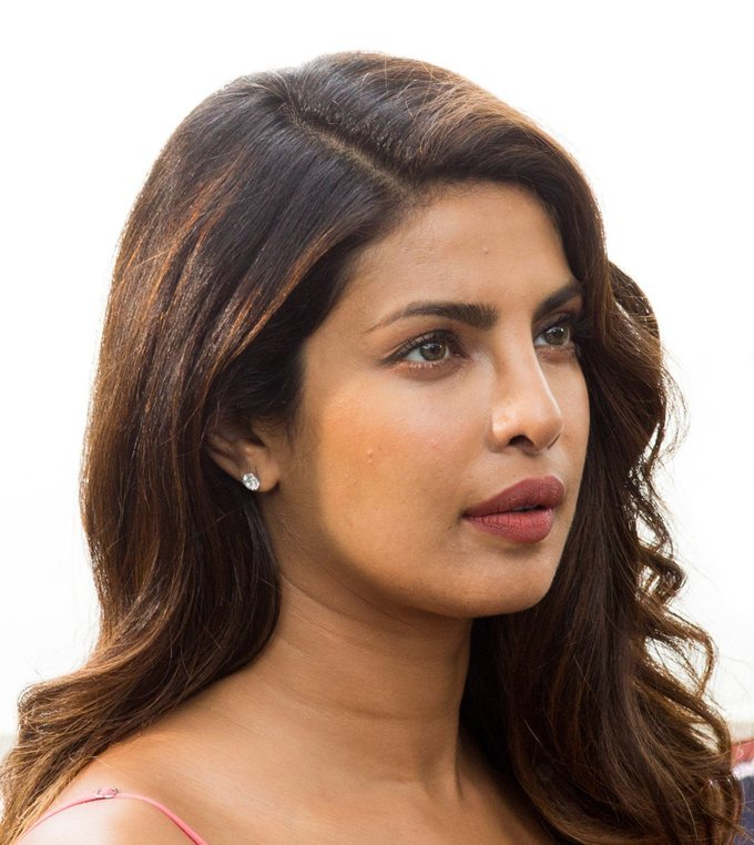 Priyanka Chopra On Set Isn't It Romantic Event Stills