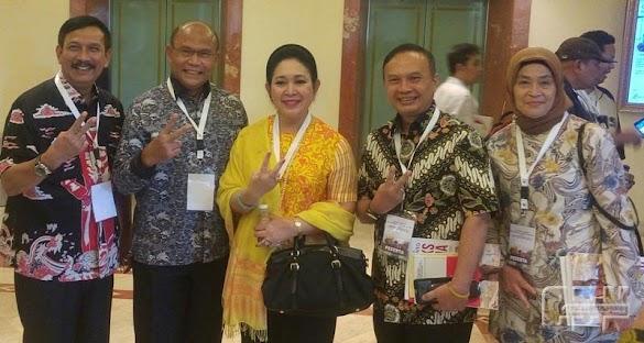 Titiek Soeharto: Dukungan Para Jenderal Energi Besar Melaju di Pilpres 2019