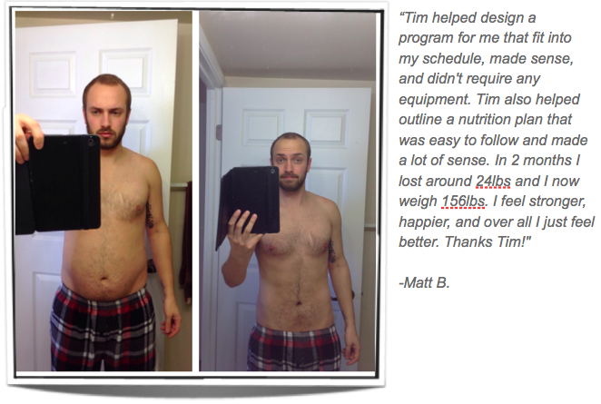 Timothy Bell Fitness - How Fitness Was Meant To Be! : Online