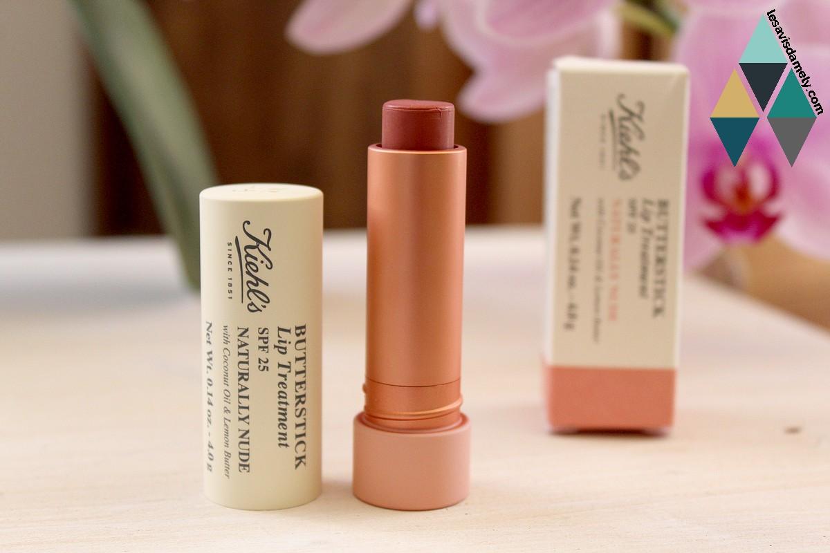 stick à lèvres naturally nude