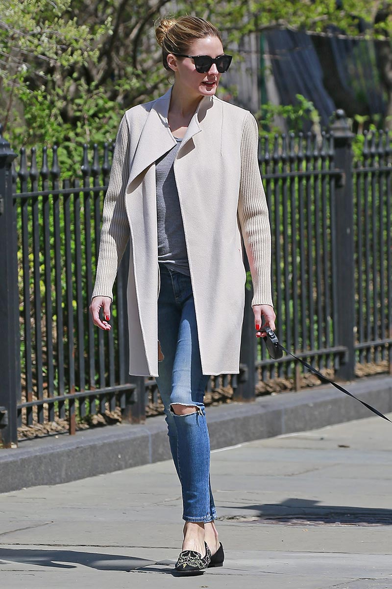 Olivia Palermo Street Style {Cool Chic Style Fashion}