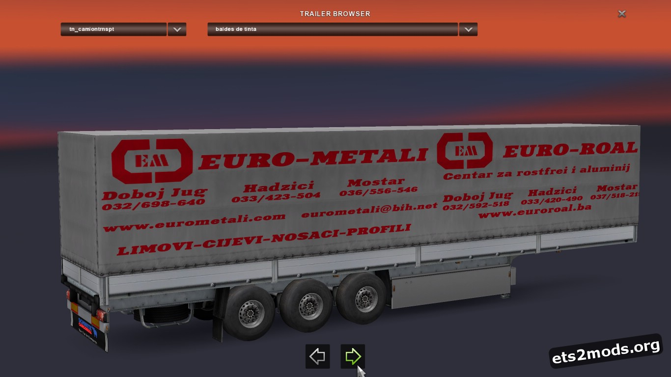 Combo Pack Euro Metali
