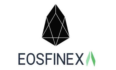 Eosfinex trading platform based on EOS technology