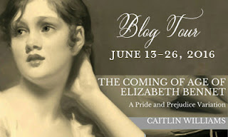 Blog Tour: The Coming of Age of Elizabeth Bennet by Caitlin Williams