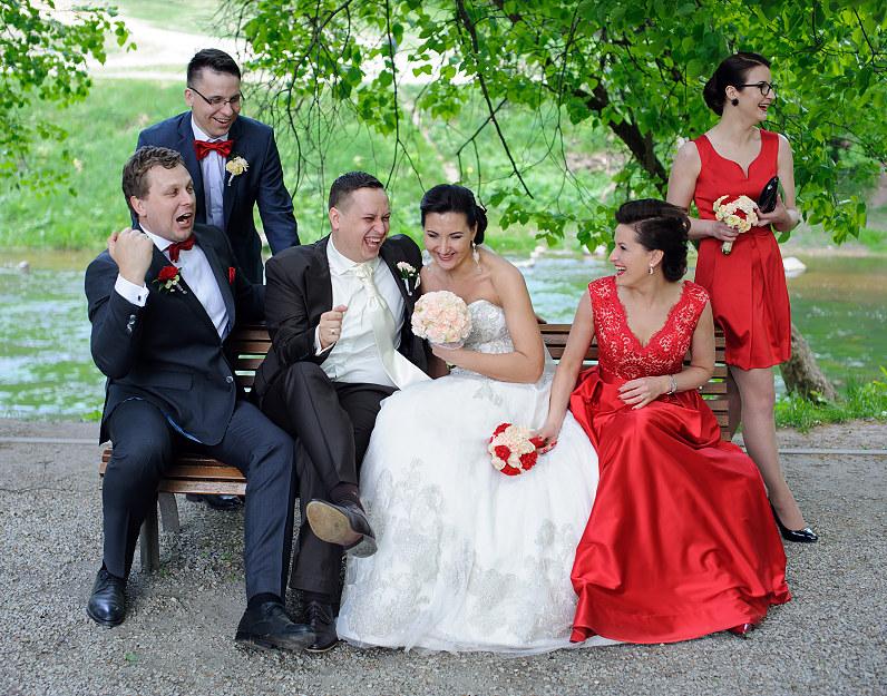 linksmas vestuvinis pulkas