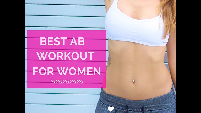 25 Best Ab workout routines for beginners Women's