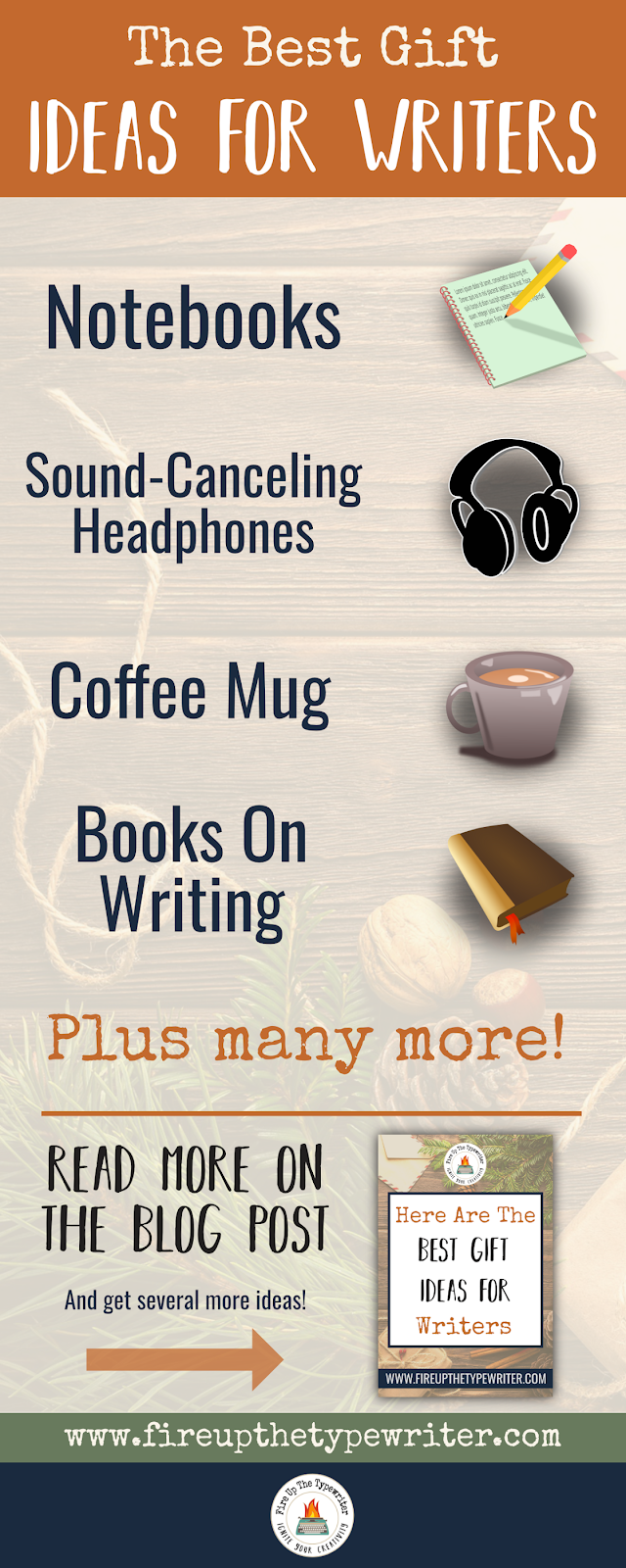 here are the best paid tools & gifts for writers | fire up the